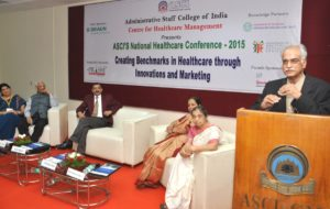 Healthcare conclave at ASCI